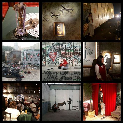 Blog - Banksy Hotel