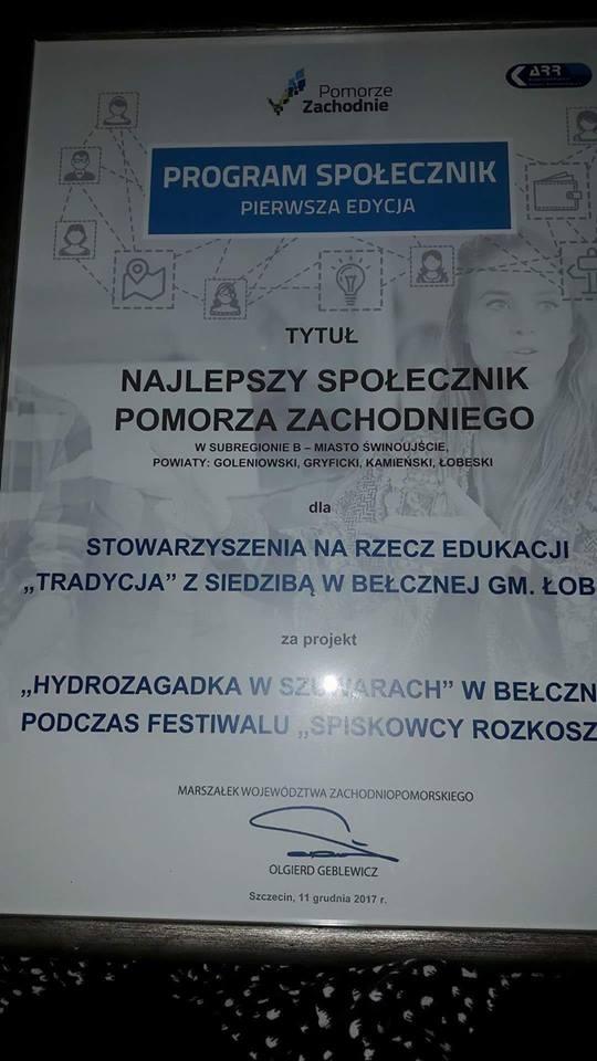 Hydrozagadkanagrodamarszałka