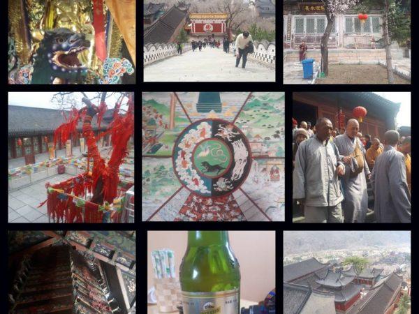 Blog - 23 kwietnia - Biblioteka na Górze Wutai