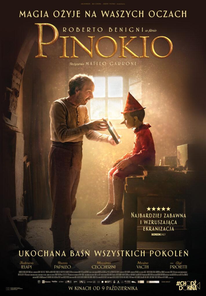 Pinokio plakat